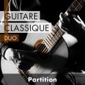 Dialogue pour deux guitares