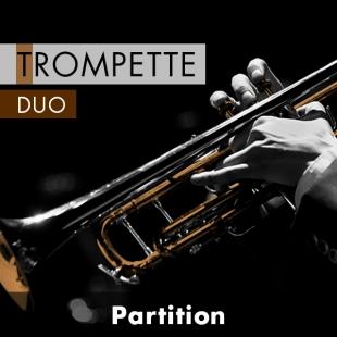 Toi et Moi - 4 duos de trompettes en recueil