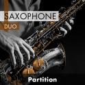 Toi et Moi - 4 duos de saxophones en recueil