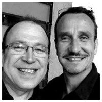 Philippe PORTEJOIE & Michel SUPÉRA