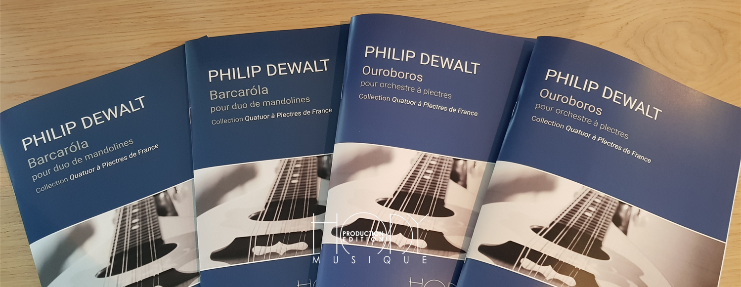 Philip DeWalt - Compositeur