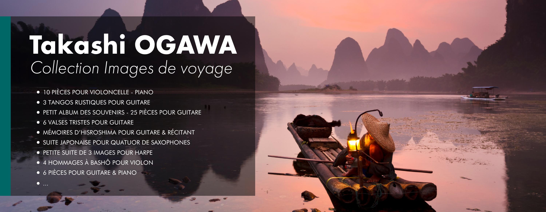 Collection Images de voyage de Takashi Ogawa