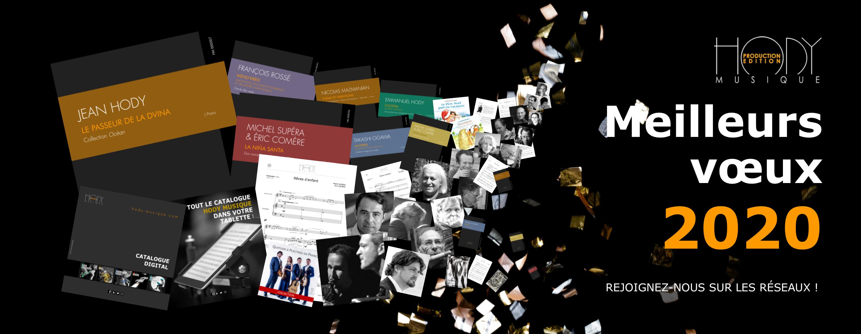 Catalogue digital HODY Musique
