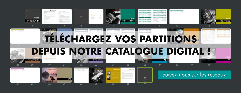 Catalogue digital